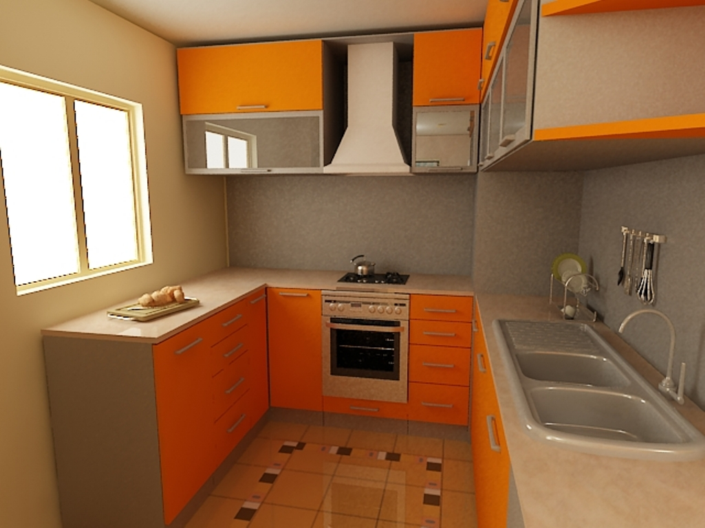 Very Small Square Kitchen Design From Kitchen Designs For Small Houses Pictures