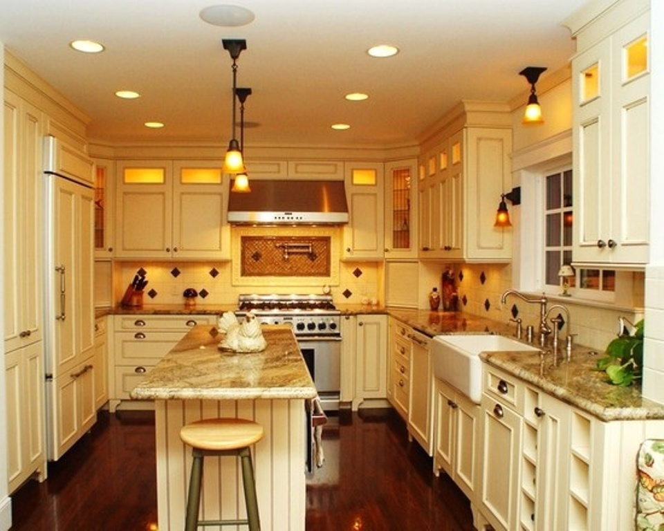 Narrow Kitchens Designs Ideas From Popular Narrow And Long Kitchen Designs Pictures